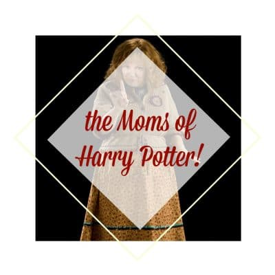 9 Harry Potter Moms ~ The best, the worst, and more!