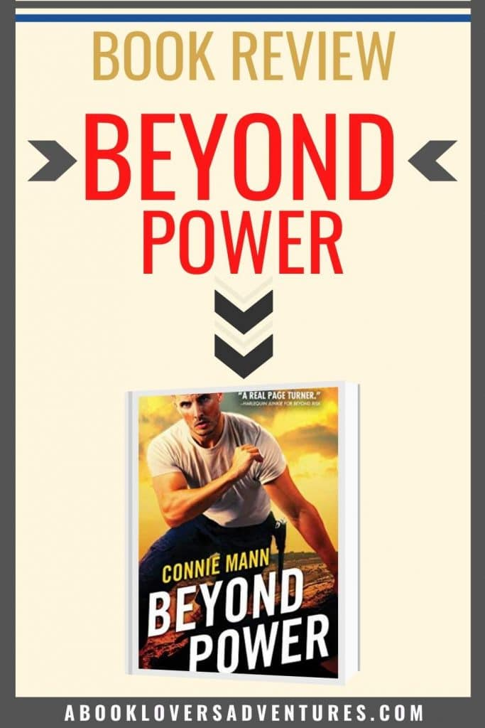 Romantic Suspense novel Beyond Power by Connie Mann