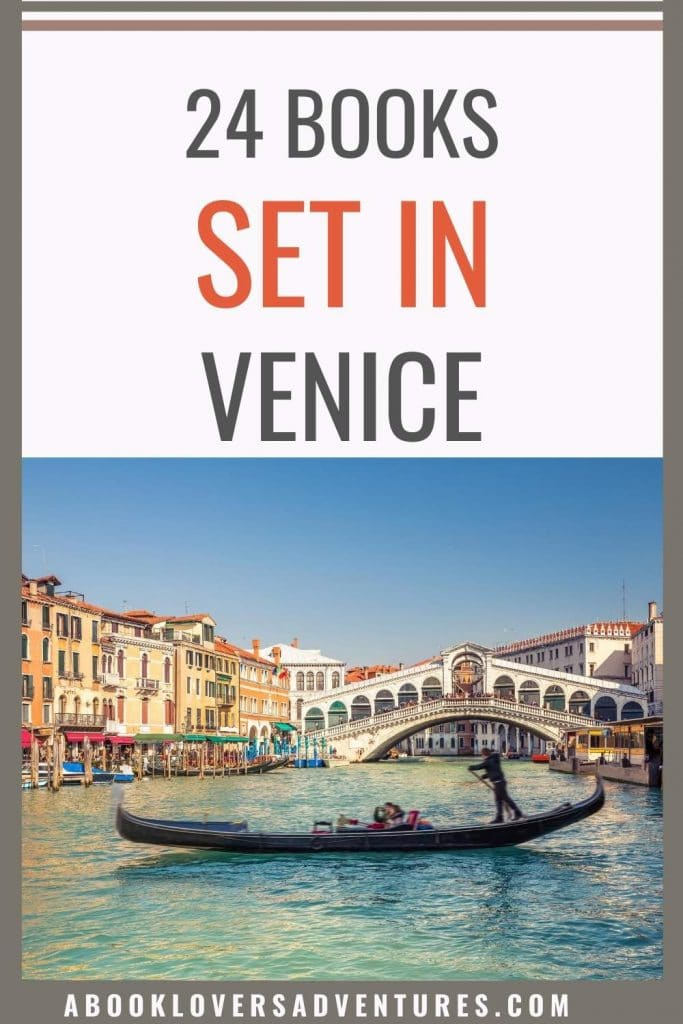 Books set in Venice Italy