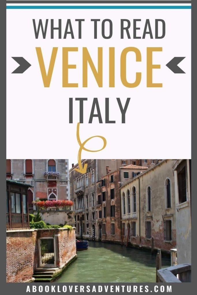 Books Set in Venice