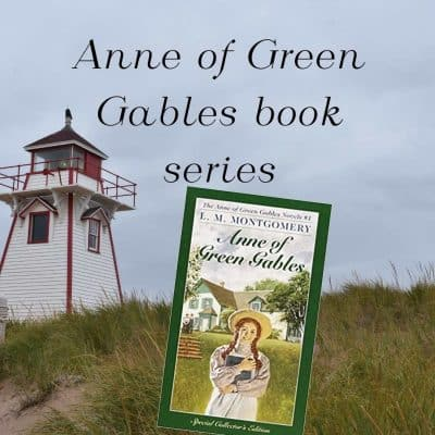 Anne of Green Gables books in order – All 12 of them!