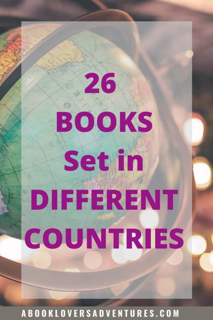 books set in different countries