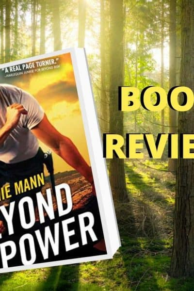 Beyond Power by Connie Mann - romantic suspense novel