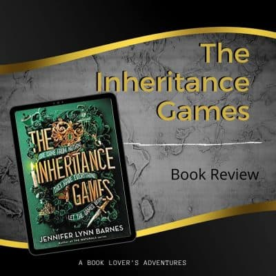 5 Stars for The Inheritance Games – absolutely fantastic