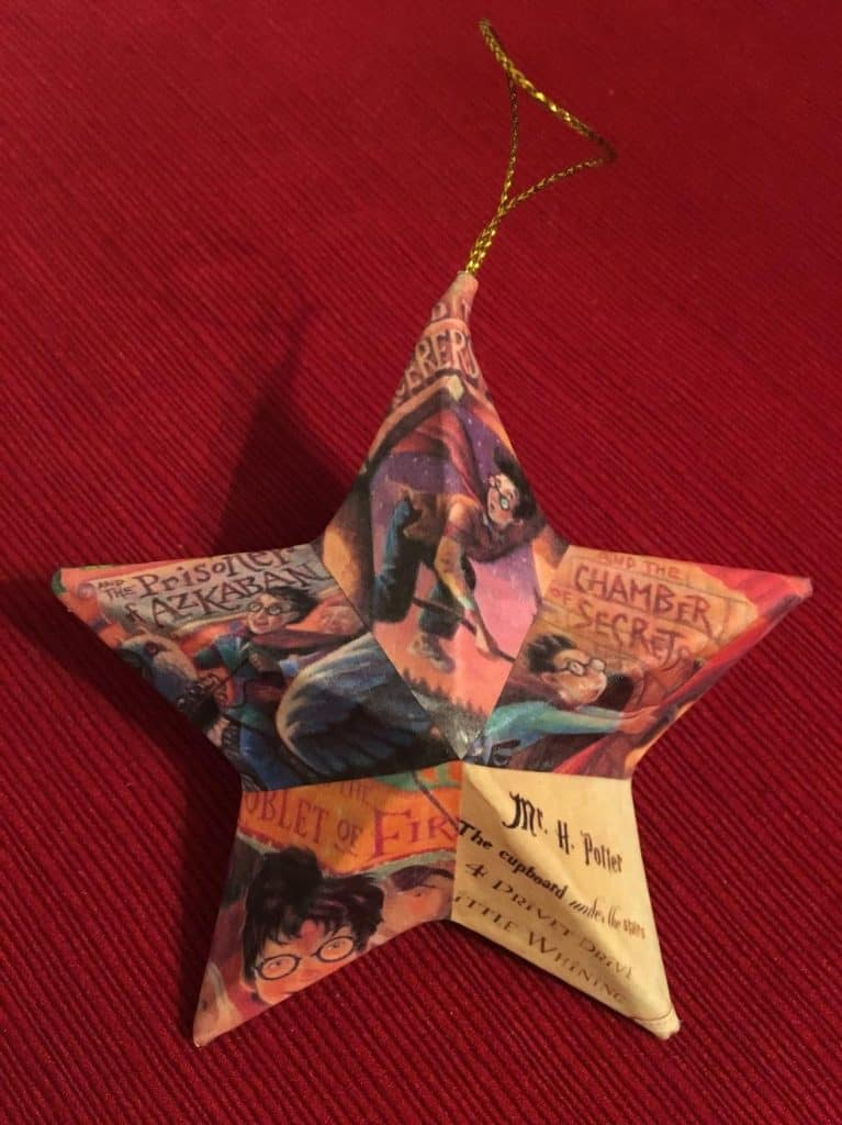 15 Magic Ideas for your Harry Potter Christmas Tree 12