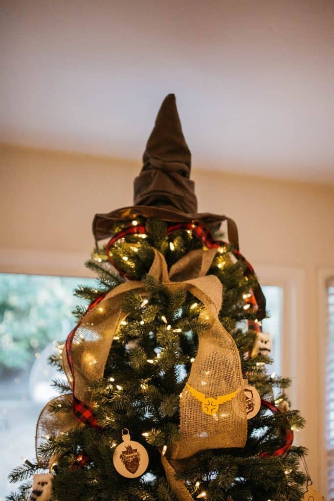 15 Magic Ideas for your Harry Potter Christmas Tree 15