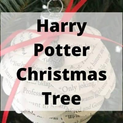 15 Magic Ideas for your Harry Potter Christmas Tree