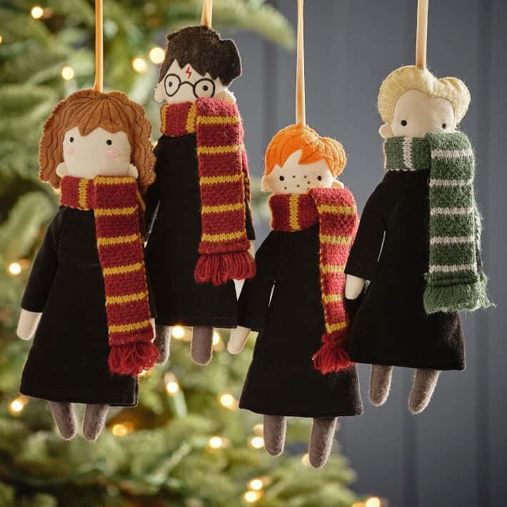 15 Magic Ideas for your Harry Potter Christmas Tree 11