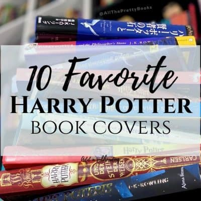 10 favorite Harry Potter Cover Art You'll Love