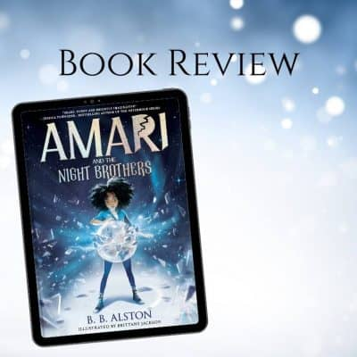 Book Review – Amari and the Night Brothers