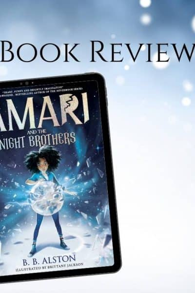 Amari and the Night Brothers Book Review