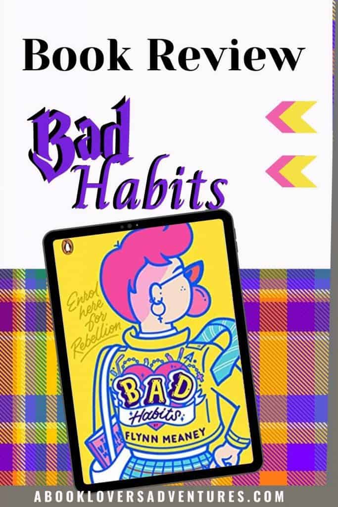 Book Review - Bad Habits by Flynn Meaney 10