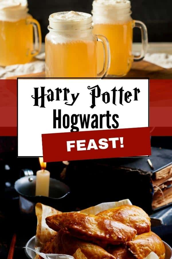 Harry Potter Feast | How to make your party a Magical Success 1