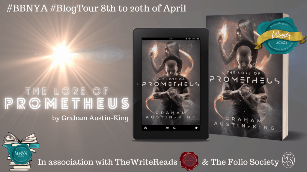 Book Review - The Lore of Prometheus 10