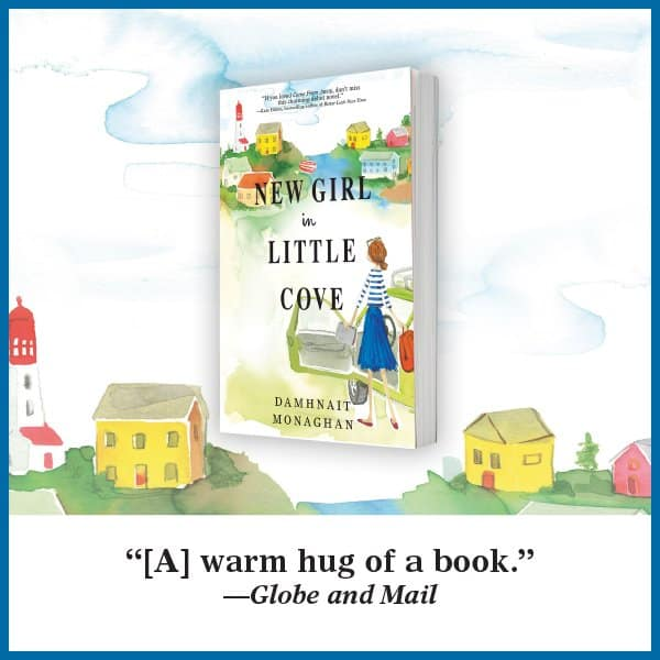 Book Review - New Girl in Little Cove 9