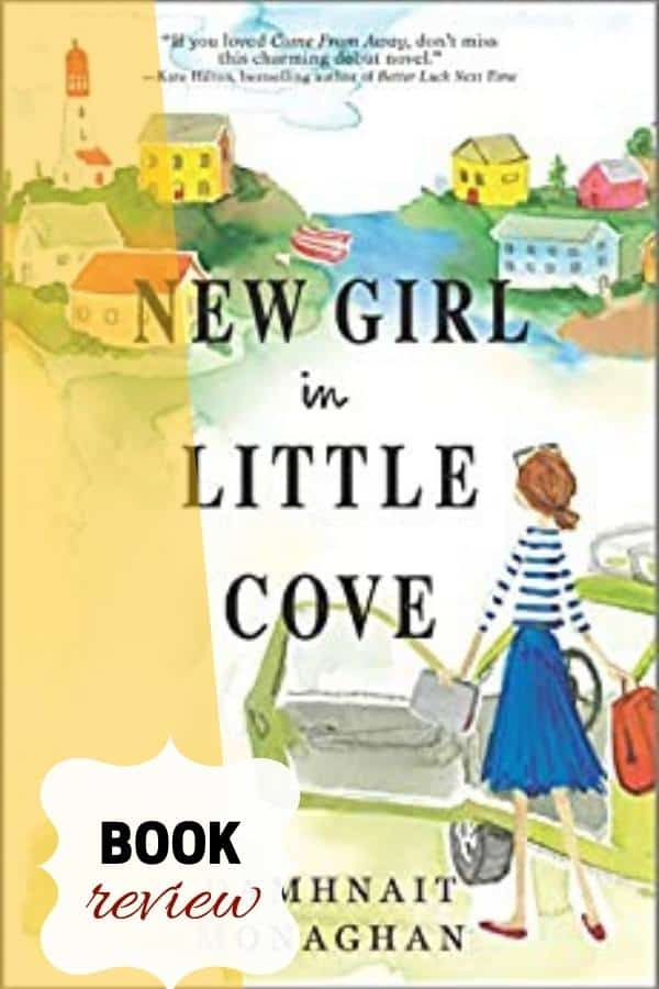 Book Review - New Girl in Little Cove 12