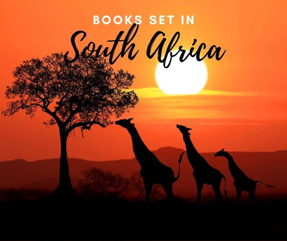 Books set in south africa