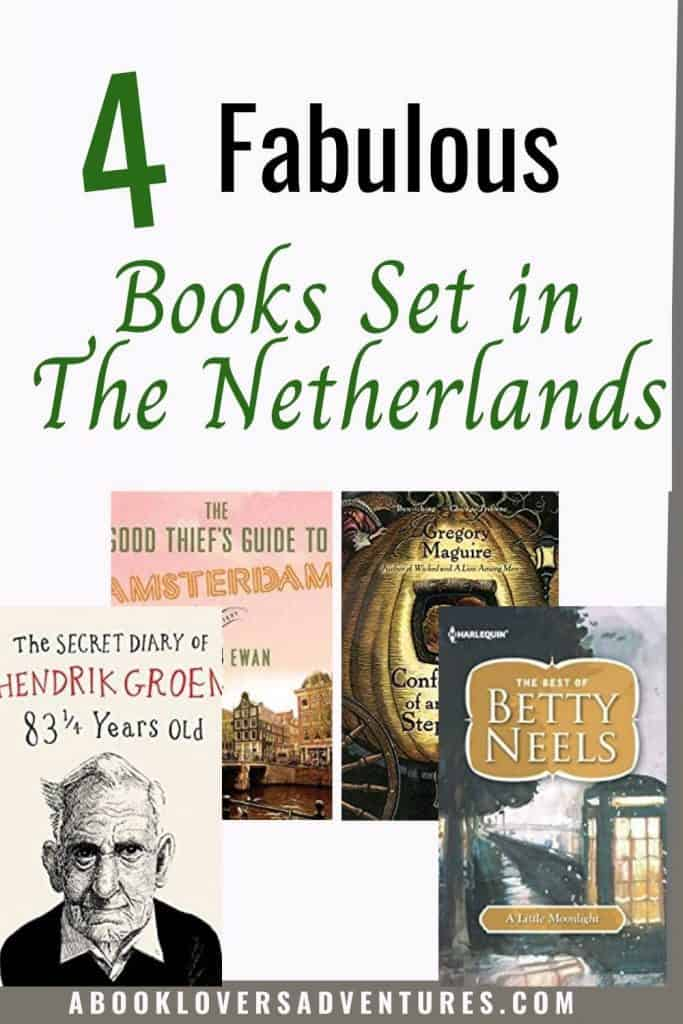 books set in The Netherlands