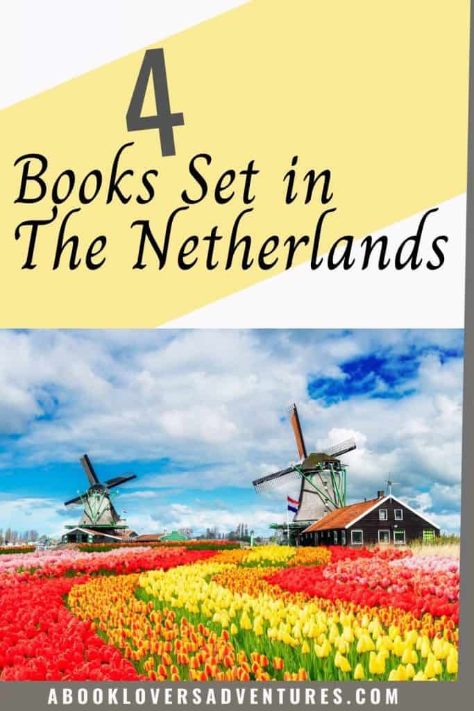 books set in The Netherlands Amsterdam