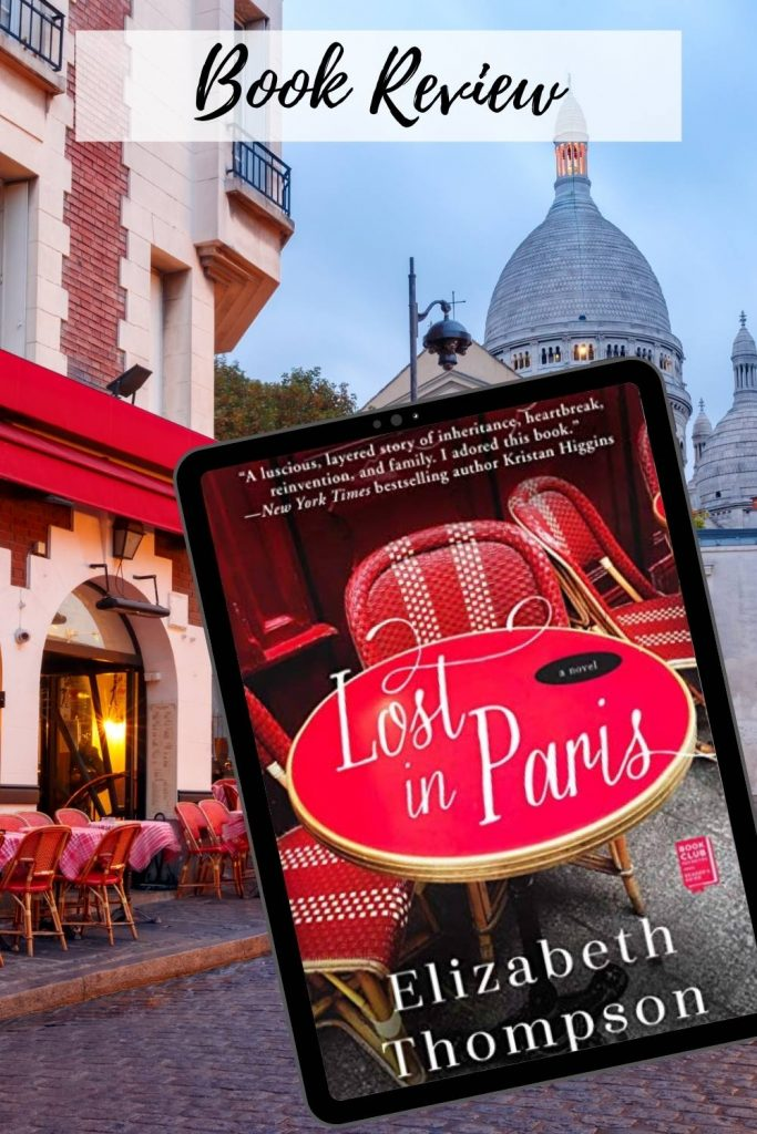 Lost in Paris Book Review