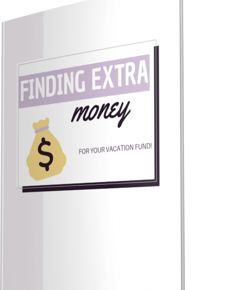 Finding Extra Money cover