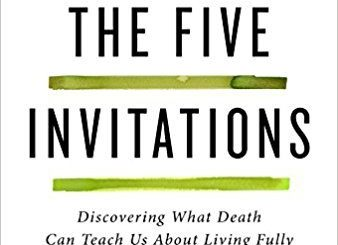 book cover for The Five Invitations