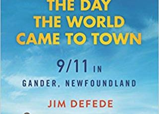 book cover for The Day the World Came to Town